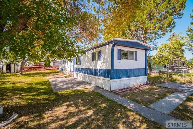 490 N Adams Drive, Idaho Falls, ID 83404 (MLS #2140033) :: Team One Group Real Estate