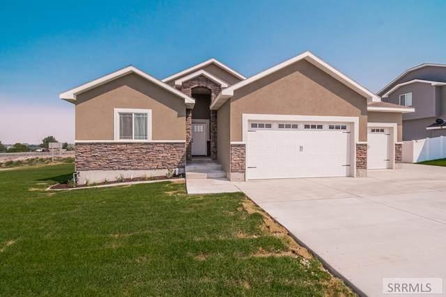299 Scoria Court, Pocatello, ID 83201 (MLS #2140150) :: Team One Group Real Estate