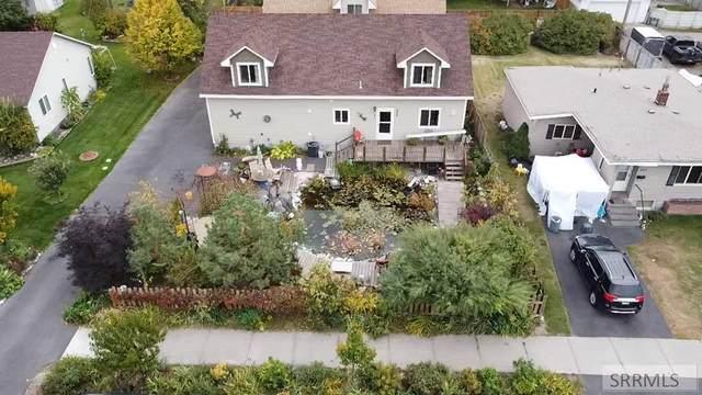 464 E 22nd Street, Idaho Falls, ID 83404 (MLS #2140188) :: Team One Group Real Estate
