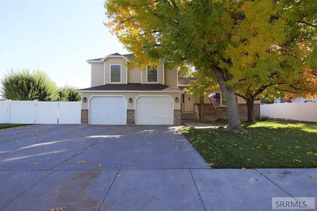 2895 Mesquite Drive, Idaho Falls, ID 83404 (MLS #2140209) :: Team One Group Real Estate