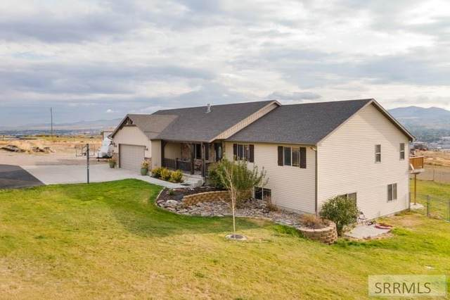 8432 N Facer Mountain Road, Pocatello, ID 83204 (MLS #2140228) :: Team One Group Real Estate