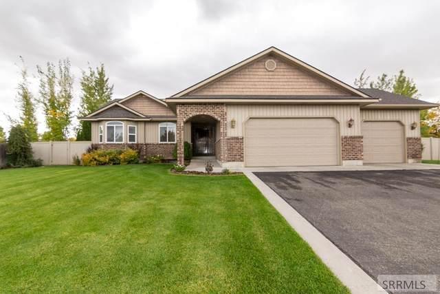 11061 N Bent Willow Lane, Idaho Falls, ID 83401 (MLS #2140235) :: Team One Group Real Estate