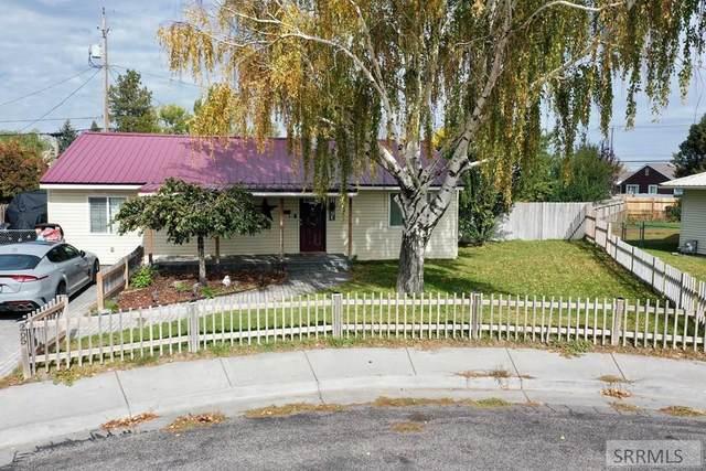 265 Monterey Drive, Idaho Falls, ID 83402 (MLS #2140242) :: Team One Group Real Estate