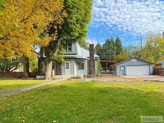 526 S University Avenue, Blackfoot, ID 83221 (MLS #2140313) :: Team One Group Real Estate