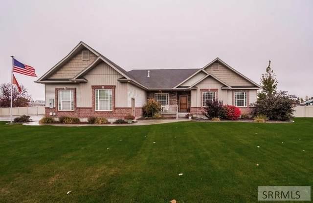 3979 E 170 N, Rigby, ID 83442 (MLS #2140337) :: Team One Group Real Estate