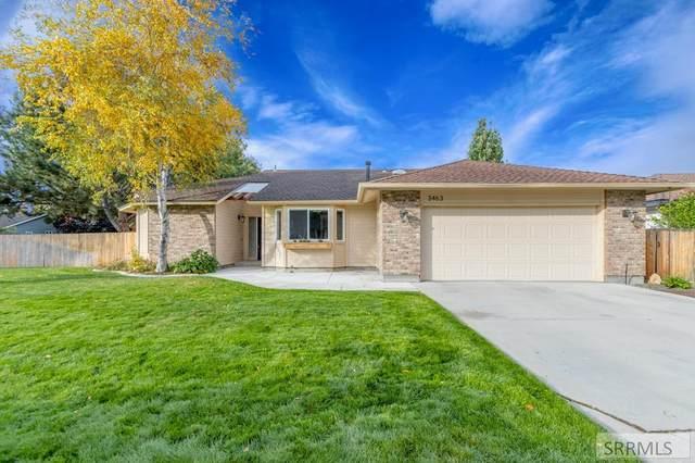 3463 S Coleridge Place, BOISE, ID 83706 (MLS #2140343) :: Team One Group Real Estate