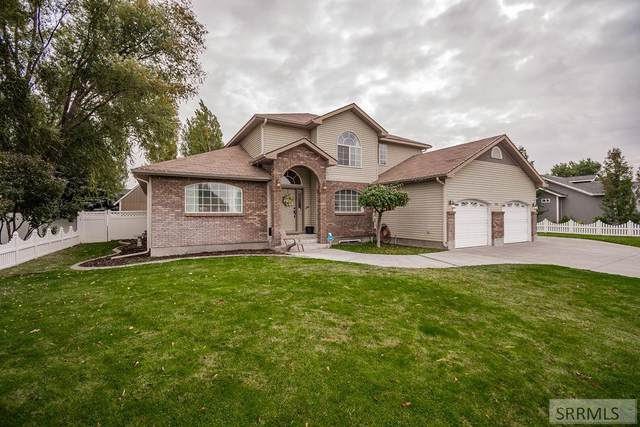 300 Centennial Road, Blackfoot, ID 83221 (MLS #2140360) :: Team One Group Real Estate