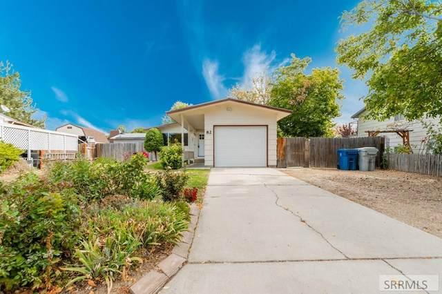 82 N Horton, Nampa, ID 83651 (MLS #2140382) :: Team One Group Real Estate