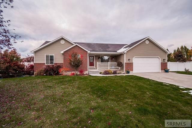 3989 E 170 N, Rigby, ID 83442 (MLS #2140384) :: Team One Group Real Estate