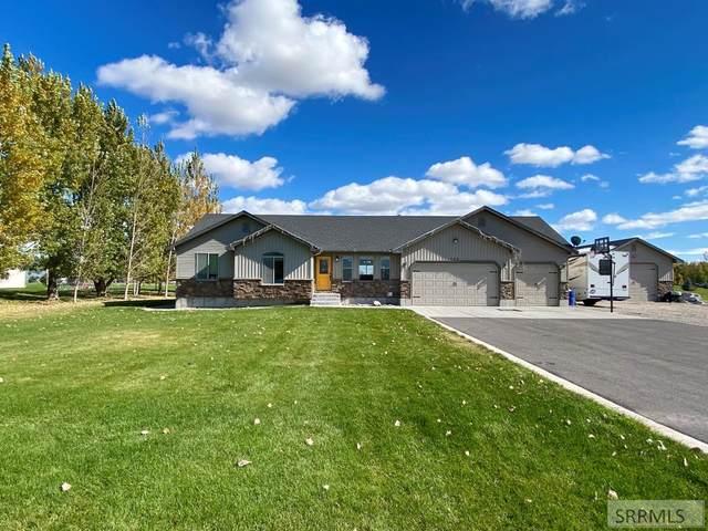 152 N 4090 E, Rigby, ID 83442 (MLS #2140397) :: Team One Group Real Estate