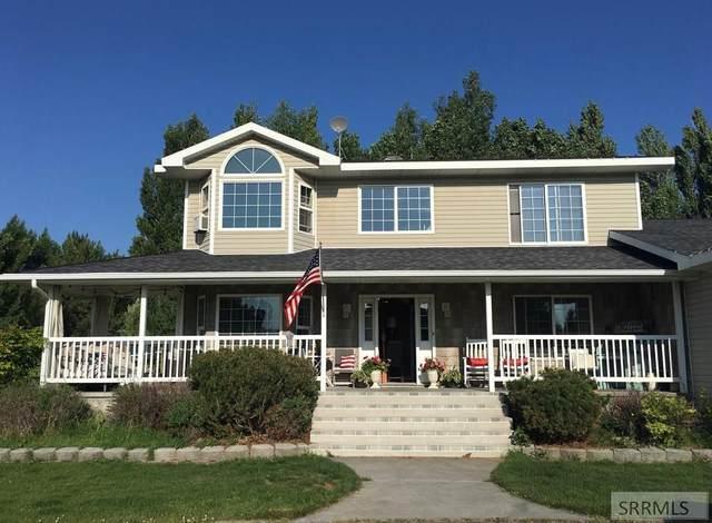 237 N 4125 E, Rigby, ID 83442 (MLS #2140398) :: Team One Group Real Estate