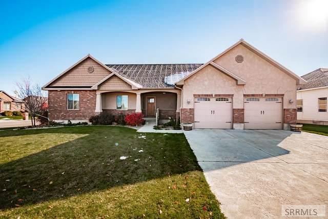 516 Glenwood Circle, Rigby, ID 83442 (MLS #2140402) :: Team One Group Real Estate