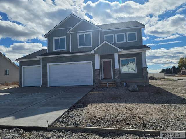 807 E 1475 N, Shelley, ID 83274 (MLS #2140403) :: Team One Group Real Estate