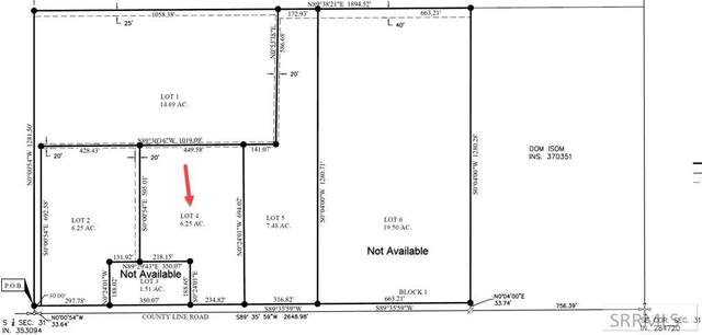 TBD 4557 County Line Road, Rigby, ID 83442 (MLS #2140408) :: The Perfect Home