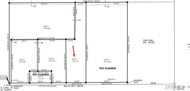TBD 4557 County Line Road, Rigby, ID 83442 (MLS #2140409) :: The Perfect Home