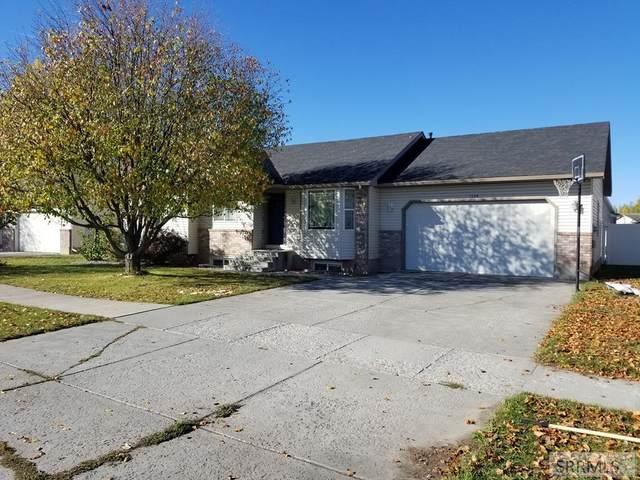 1558 S Wildwood Lane, Ammon, ID 83406 (MLS #2140414) :: Team One Group Real Estate