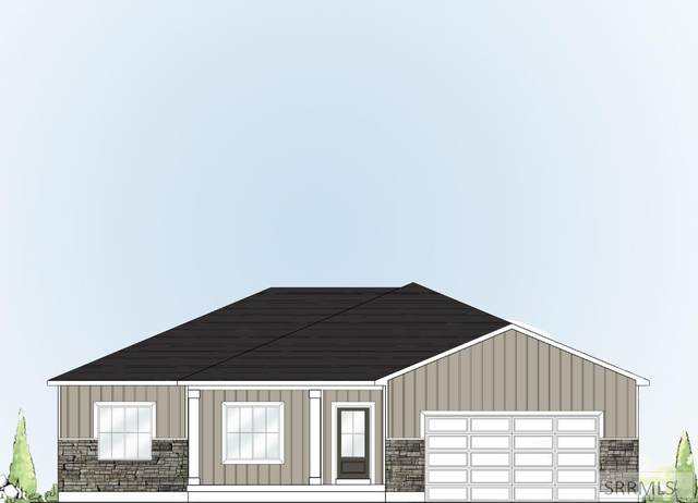 821 E 1475 N, Shelley, ID 83274 (MLS #2140423) :: Team One Group Real Estate