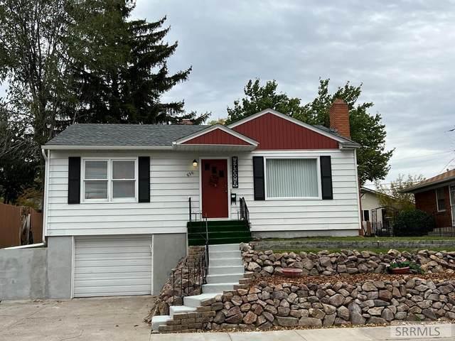 536 Euclid, Pocatello, ID 83201 (MLS #2140434) :: The Perfect Home