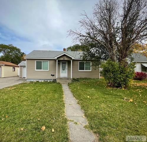 261 Dewey Street, Blackfoot, ID 83221 (MLS #2140436) :: The Perfect Home