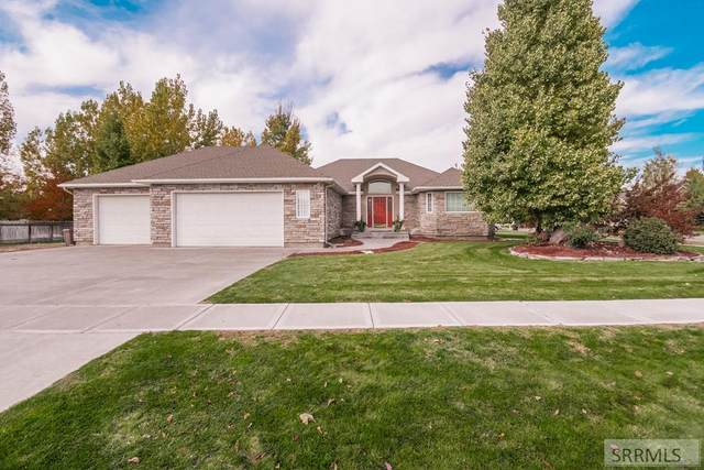 2384 Fieldstone Drive, Ammon, ID 83401 (MLS #2140451) :: Team One Group Real Estate
