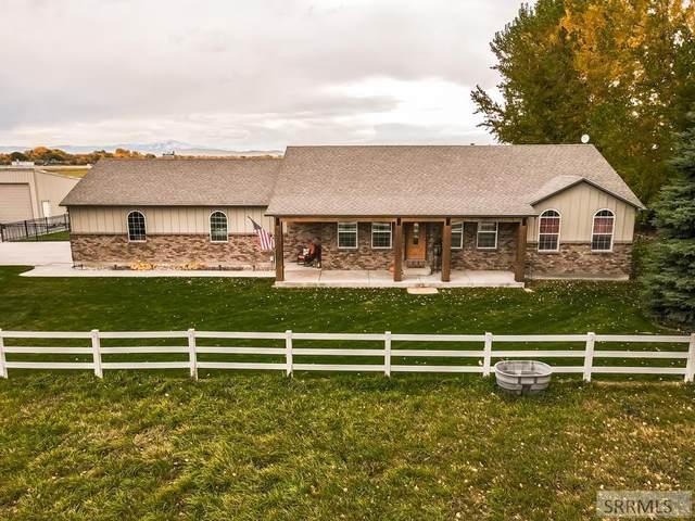 89 W 450 N, Blackfoot, ID 83221 (MLS #2140462) :: Team One Group Real Estate
