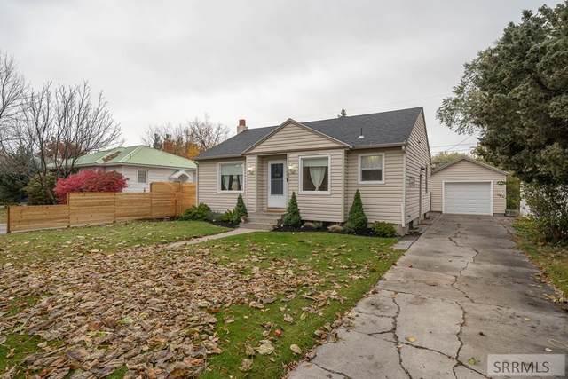 365 24th Street, Idaho Falls, ID 83404 (MLS #2140470) :: Team One Group Real Estate