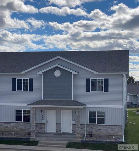 537 Trails End, Idaho Falls, ID 83402 (MLS #2140485) :: Team One Group Real Estate