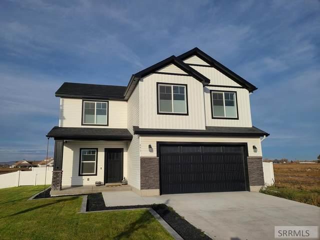 693 S 2275 W, Rexburg, ID 83440 (MLS #2140487) :: Team One Group Real Estate
