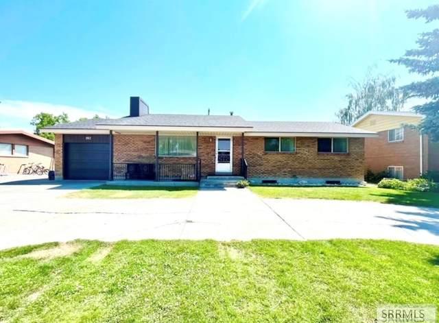 597 Park Street, Rexburg, ID 83442 (MLS #2140493) :: Team One Group Real Estate
