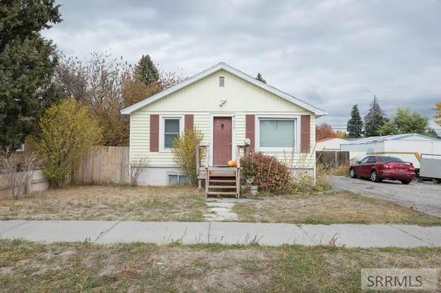 439 E 19th Street, Idaho Falls, ID 83404 (MLS #2140495) :: Team One Group Real Estate