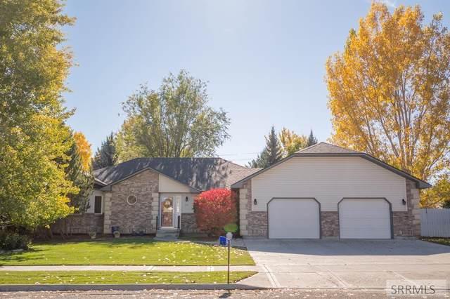 443 Pevero Drive, Idaho Falls, ID 83401 (MLS #2140522) :: Team One Group Real Estate