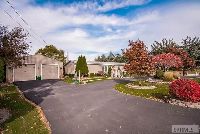 800 W 200 N, Blackfoot, ID 83221 (MLS #2140525) :: Team One Group Real Estate