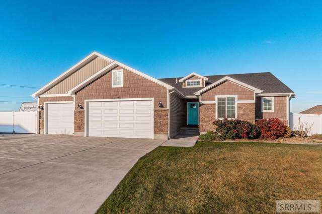 414 Lapoloma  Drive, Idaho Falls, ID 83404 (MLS #2140529) :: Team One Group Real Estate