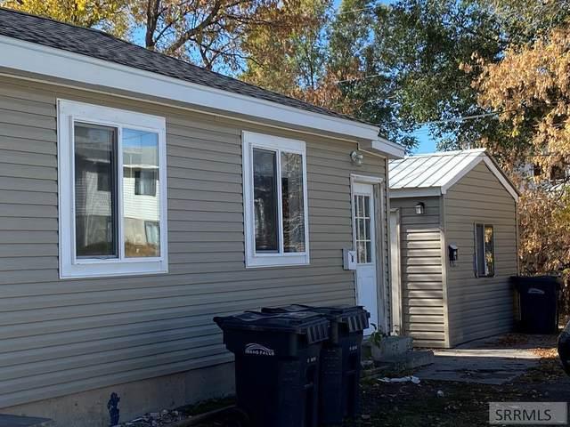 437 W Crowley Street, Idaho Falls, ID 83402 (MLS #2140530) :: Team One Group Real Estate