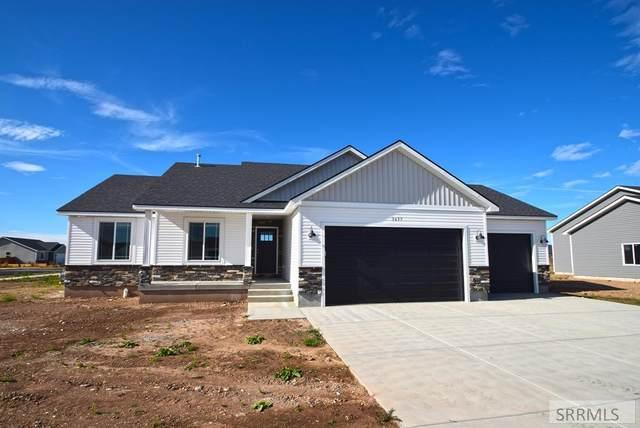 3637 N Ventura Avenue, Idaho Falls, ID 83401 (MLS #2140531) :: Team One Group Real Estate