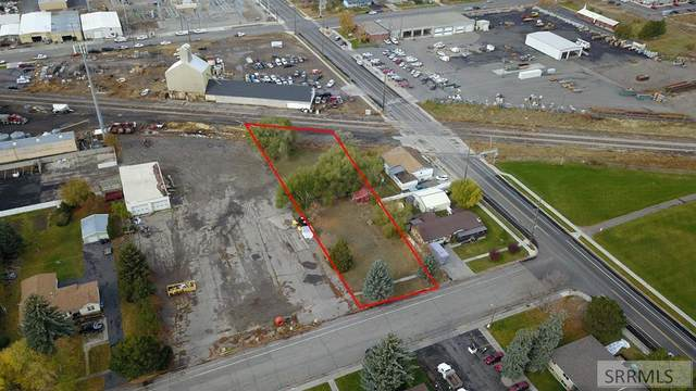 165 N 1 W, Rexburg, ID 83440 (MLS #2140541) :: Team One Group Real Estate