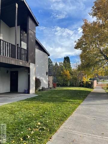 1487 Vega Circle #6, Idaho Falls, ID 83402 (MLS #2140544) :: Team One Group Real Estate