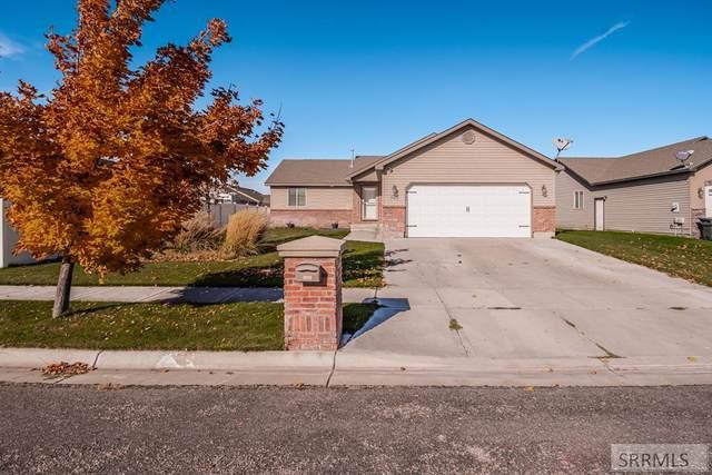 706 Pamiela Place, Idaho Falls, ID 83402 (MLS #2140546) :: Team One Group Real Estate