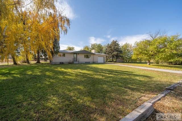 282 N 150 W, Blackfoot, ID 83221 (MLS #2140553) :: Team One Group Real Estate