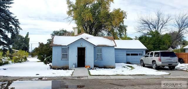 511 1 W, Ririe, ID 83443 (MLS #2140561) :: Team One Group Real Estate