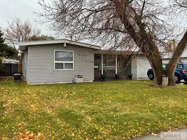 3914 Sandpiper Drive, Pocatello, ID 83201 (MLS #2140563) :: Team One Group Real Estate