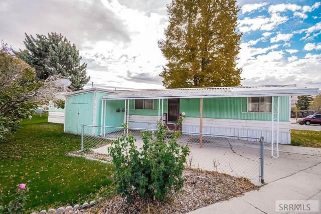 4700 S 5th Avenue #47, Pocatello, ID 83204 (MLS #2140569) :: Silvercreek Realty Group