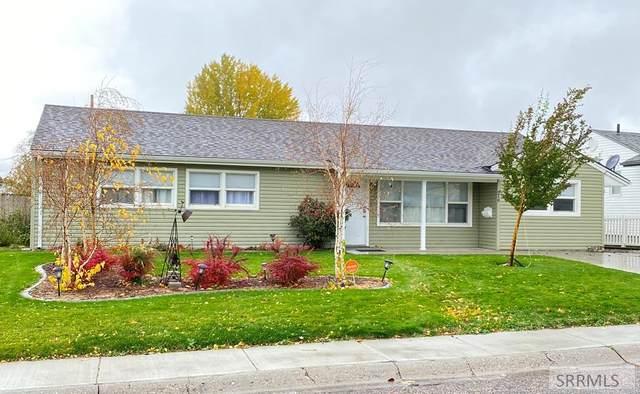 219 Fairmont Street, Pocatello, ID 83201 (MLS #2140584) :: Silvercreek Realty Group