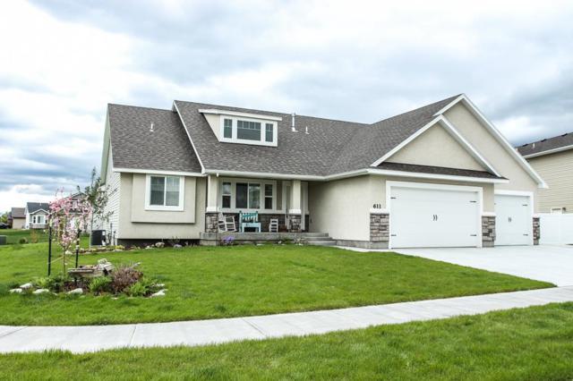 611 Tanglewood Drive, Rexburg, ID 83440 (MLS #2121525) :: The Perfect Home