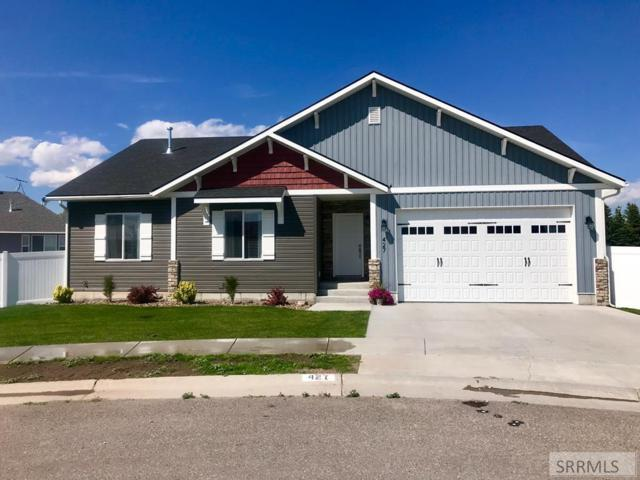 427 Jeanine Circle, Sugar City, ID 83448 (MLS #2123311) :: Silvercreek Realty Group
