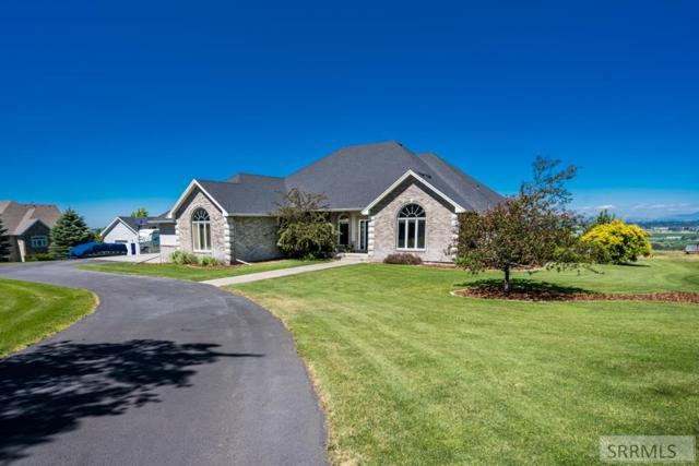 7392 S Bowman Lane, Idaho Falls, ID 83406 (MLS #2123333) :: The Group Real Estate