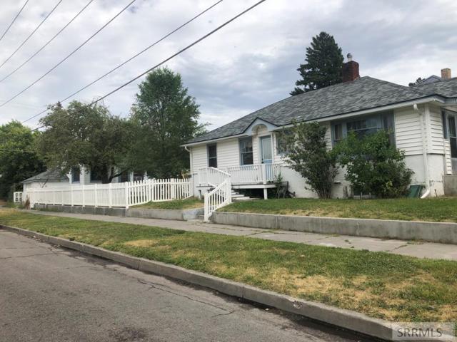 496 K Street, Idaho Falls, ID 83402 (MLS #2123976) :: The Perfect Home