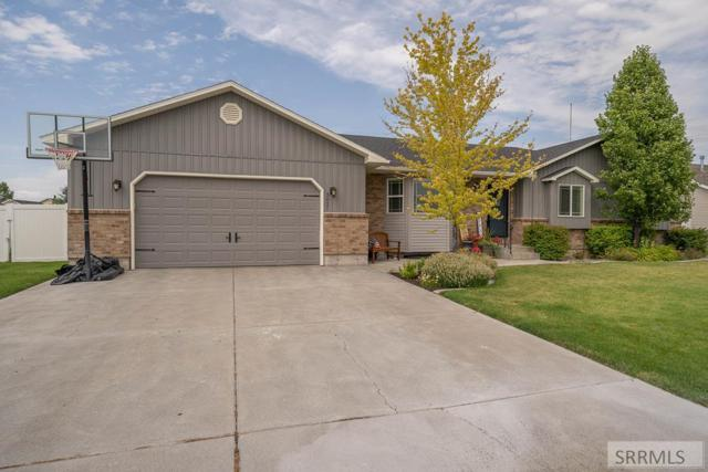 3021 Madeline Drive, Ammon, ID 83406 (MLS #2124116) :: The Group Real Estate