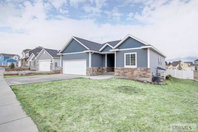 1120 John Hancock Avenue, Rexburg, ID 83440 (MLS #2125350) :: Silvercreek Realty Group