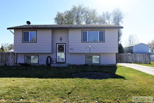 1555 Garnet Drive, Pocatello, ID 83202 (MLS #2125828) :: The Perfect Home